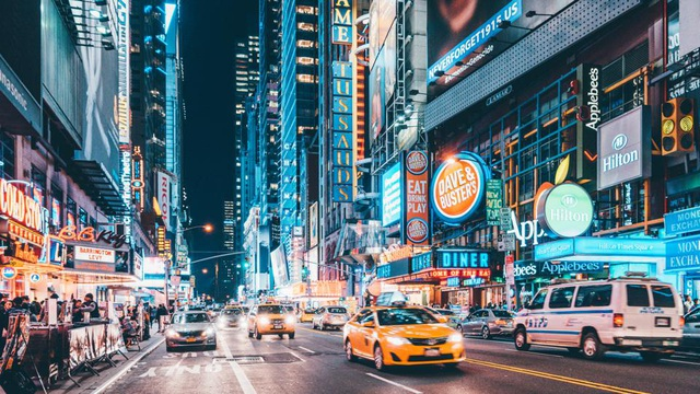 New York có nhiều tỷ phú sinh sống nhất thế giới - 2