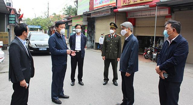Yêu cầu kiểm điểm Bí thư, Chủ tịch Kim Thành, Cẩm Giàng vì để dịch lan rộng - 1