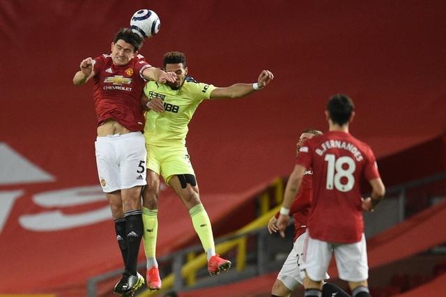 Man Utd 3-1 Newcastle: Dấu ấn của cá nhân Rashford - 2