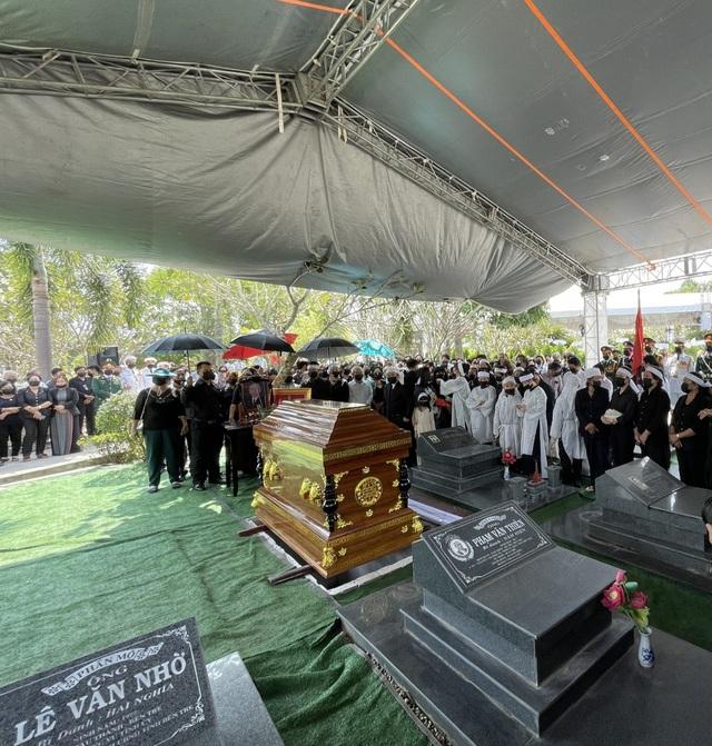 Lễ truy điệu và an táng nguyên Phó Thủ tướng Trương Vĩnh Trọng - 14