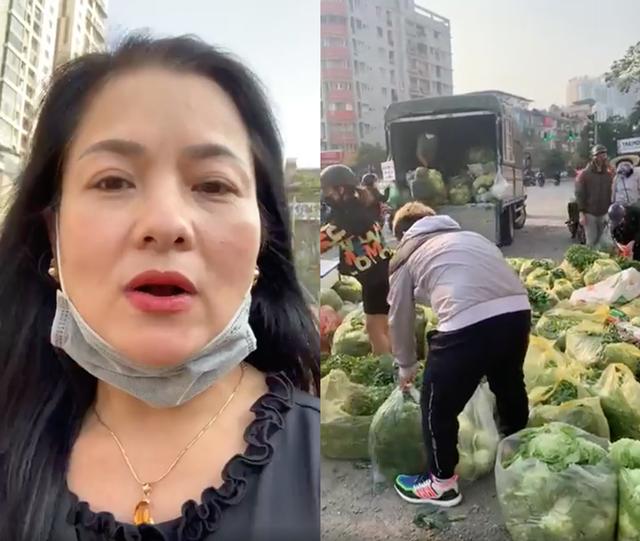 Nghệ sĩ giải cứu nông sản, xót xa thay cho bà con nông dân ở Hải Dương - 1