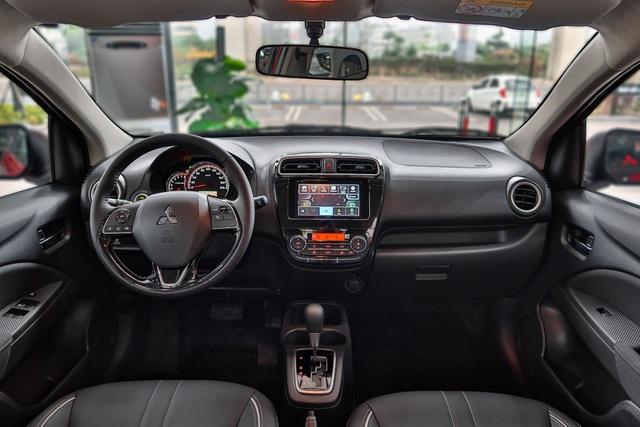 Mitsubishi Attrage thêm bản mới giá 485 triệu, bổ sung công nghệ an toàn - 2