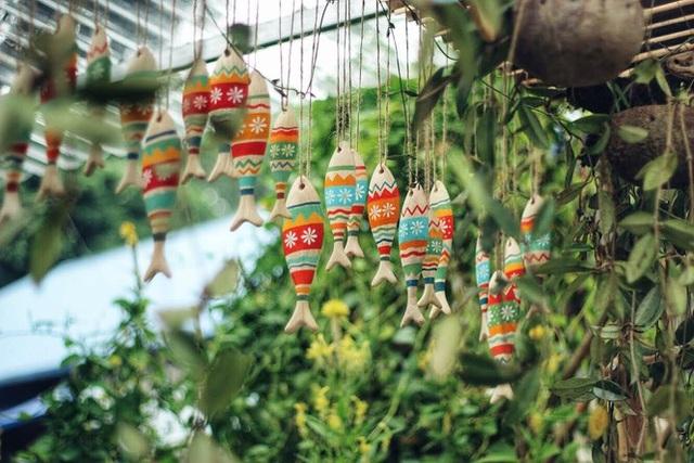 Mảnh vườn và những con cá gỗ vạn người mê của cô gái 9X - 3