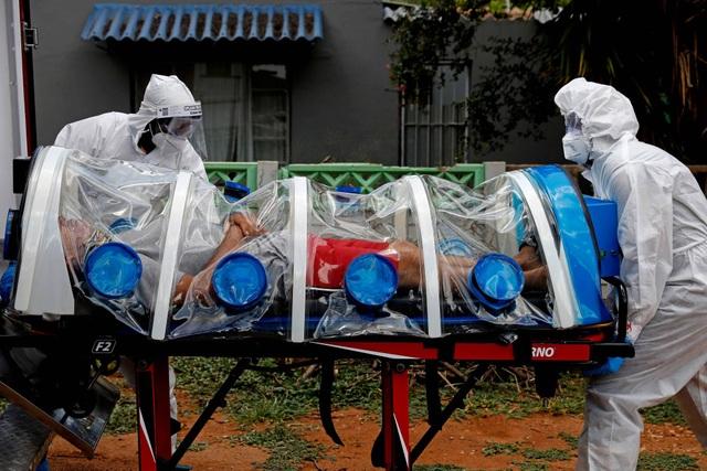 Trung Quốc viện trợ vắc xin Covid-19 cho 19 nước châu Phi - 1