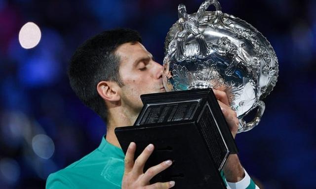 Novak Djokovic đặt mục tiêu sớm vượt mặt Serena Williams - 1
