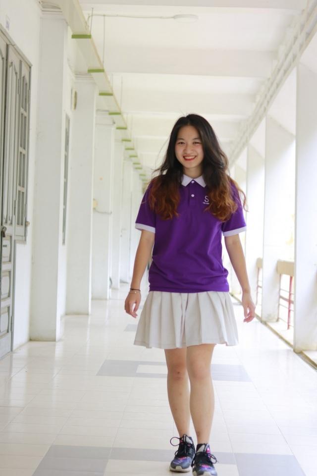 Cận cảnh nhan sắc của Hoa khôi tài năng trường Đại học Bách khoa - 5