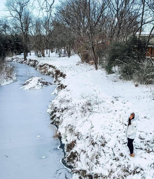 Người Việt trẻ tại Texas vật lộn với thảm họa bão tuyết lịch sử - 1