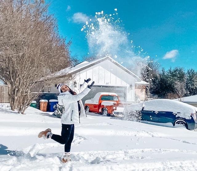 Người Việt trẻ tại Texas vật lộn với thảm họa bão tuyết lịch sử - 4