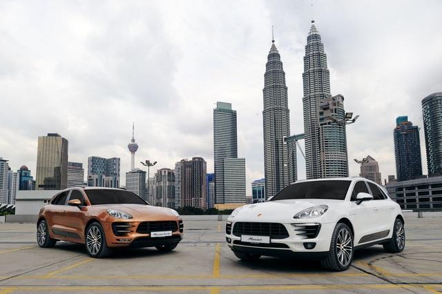 Rộ tin đồn Porsche sẽ lắp ráp xe Macan và Cayenne ở Malaysia - 1