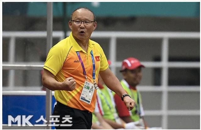 Báo Hàn Quốc: HLV Park Hang Seo không chia tay đội tuyển Việt Nam - 1
