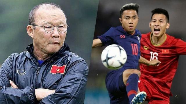 """Nc247info tổng hợp: """"HLV Park Hang Seo là thách thức cho các mục tiêu của bóng đá Thái Lan"""""""