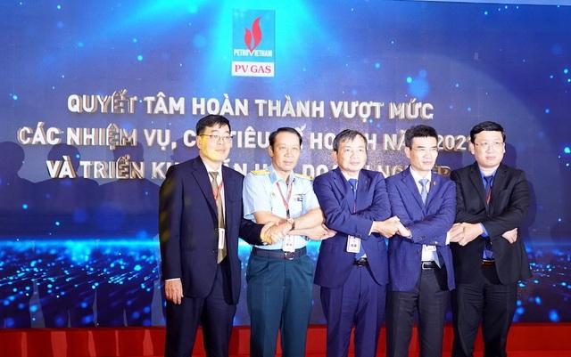 PV GAS: Khí thế mới - Vận hội mới - 2