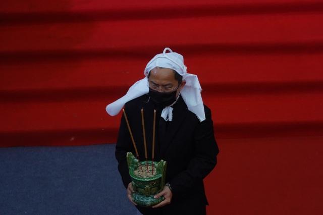 Lễ truy điệu và an táng nguyên Phó Thủ tướng Trương Vĩnh Trọng - 5