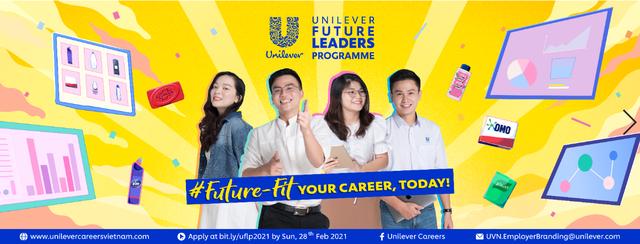 Đằng sau câu chuyện trưởng thành cùng chương trình lãnh đạo tương lai Unilever - 1