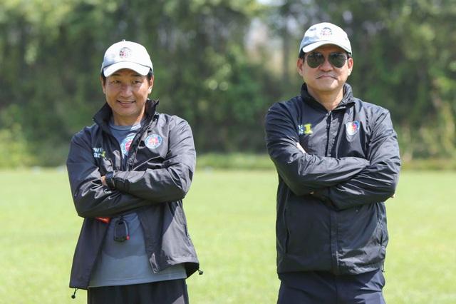 Ông Vũ Tiến Thành thôi dẫn dắt Sài Gòn FC trong vai trò HLV trưởng - 1