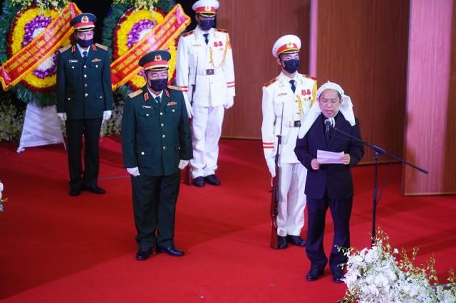 Nguyên Phó Thủ tướng Trương Vĩnh Trọng về nơi an nghỉ cuối cùng - 3