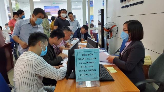 Hà Nội: Hơn 3.600 việc làm sau Tết Nguyên đán - 1