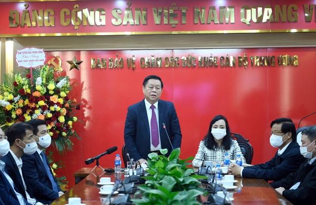 Trưởng ban Tuyên giáo Trung ương tin Việt Nam sẽ chiến thắng dịch Covid-19 - 3