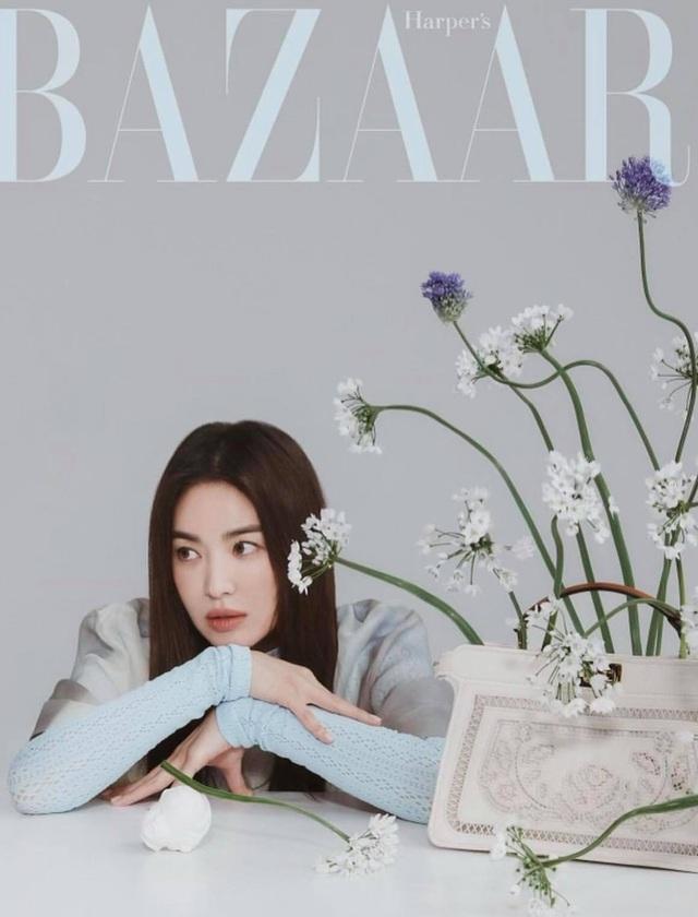 Song Hye Kyo hút hồn với phong cách không tuổi - 3