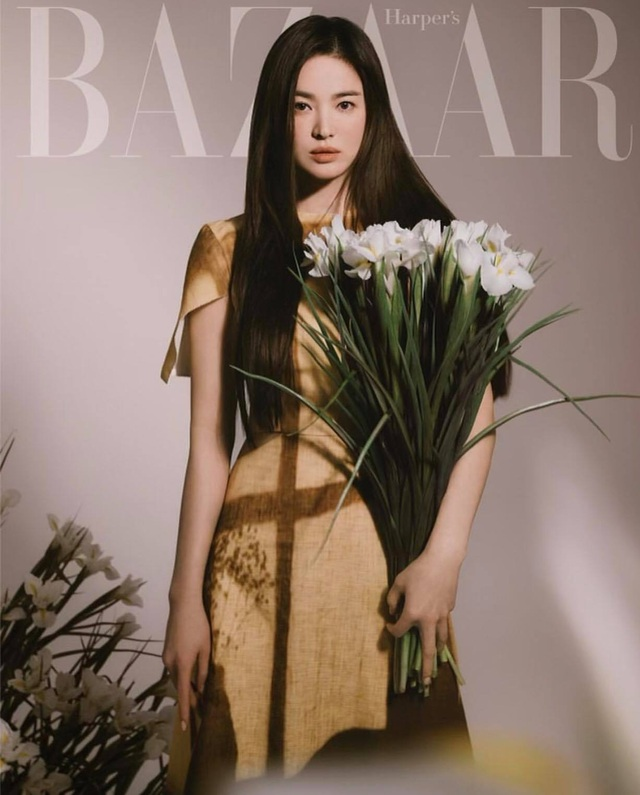 Song Hye Kyo hút hồn với phong cách không tuổi - 4