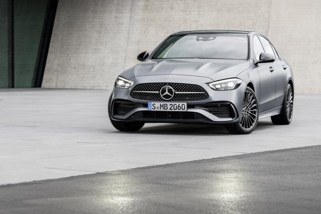 Mercedes-Benz C-Class 2022 chính thức ra mắt, vẫn là S-Class thu nhỏ - 24