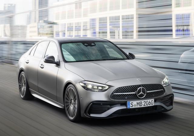 Mercedes-Benz C-Class 2022 chính thức ra mắt, vẫn là S-Class thu nhỏ - 7