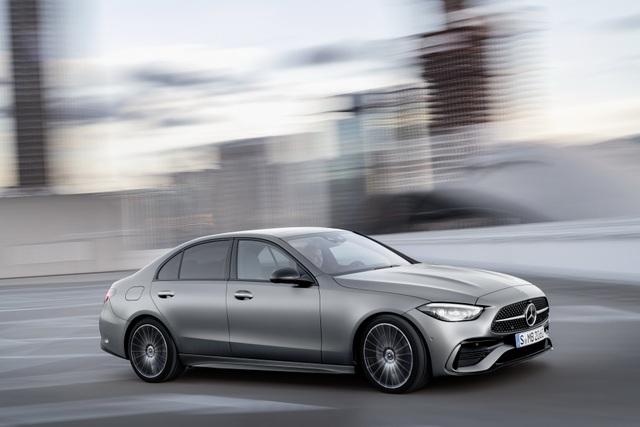 Mercedes-Benz C-Class 2022 chính thức ra mắt, vẫn là S-Class thu nhỏ - 11