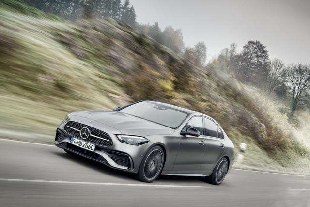 Mercedes-Benz C-Class 2022 chính thức ra mắt, vẫn là S-Class thu nhỏ - 20