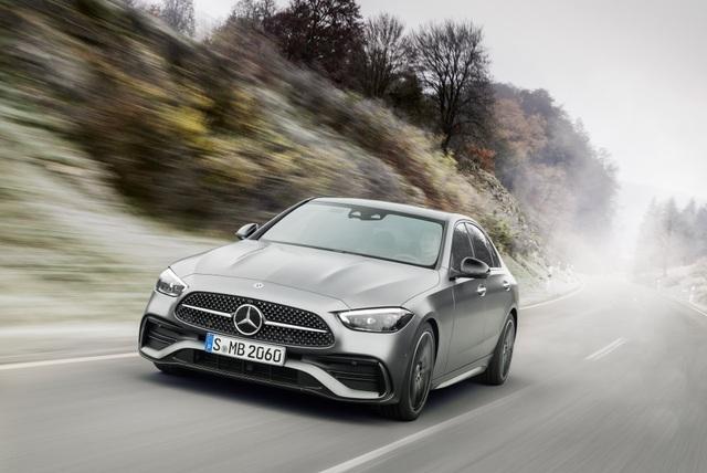 Mercedes-Benz C-Class 2022 chính thức ra mắt, vẫn là S-Class thu nhỏ - 19