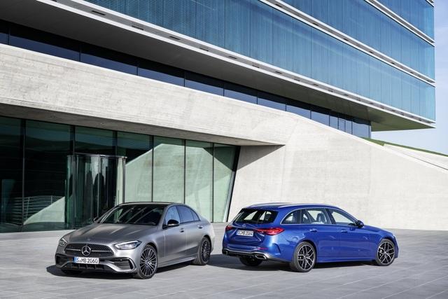 Mercedes-Benz C-Class 2022 chính thức ra mắt, vẫn là S-Class thu nhỏ - 27