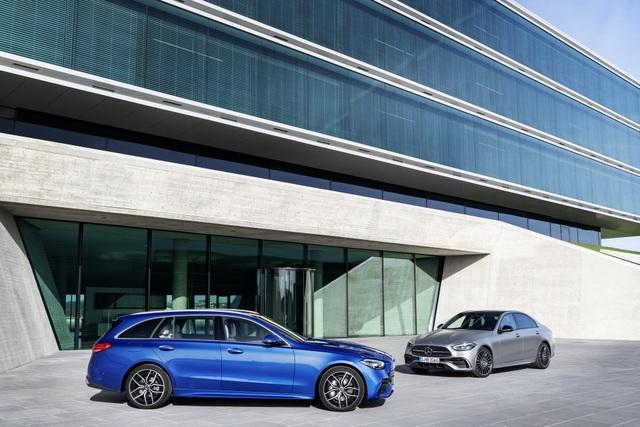 Mercedes-Benz C-Class 2022 chính thức ra mắt, vẫn là S-Class thu nhỏ - 29
