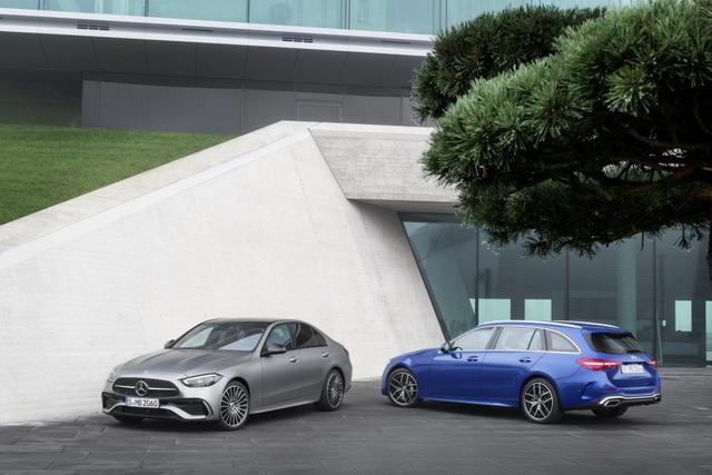 Mercedes-Benz C-Class 2022 chính thức ra mắt, vẫn là S-Class thu nhỏ - 28