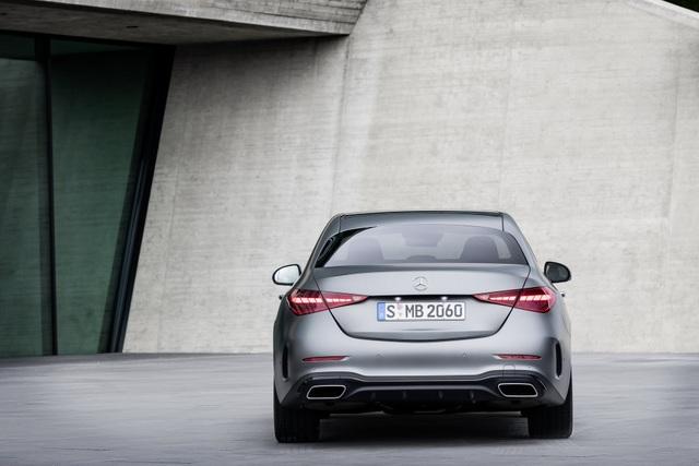 Mercedes-Benz C-Class 2022 chính thức ra mắt, vẫn là S-Class thu nhỏ - 26