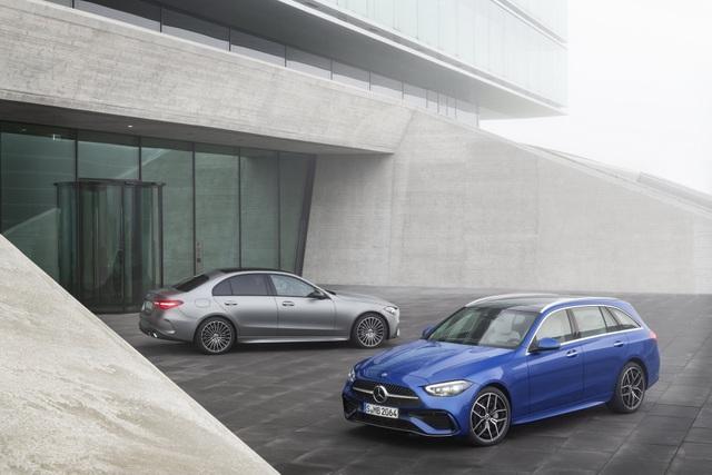 Mercedes-Benz C-Class 2022 chính thức ra mắt, vẫn là S-Class thu nhỏ - 30