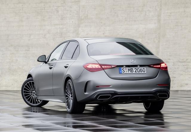 Mercedes-Benz C-Class 2022 chính thức ra mắt, vẫn là S-Class thu nhỏ - 21