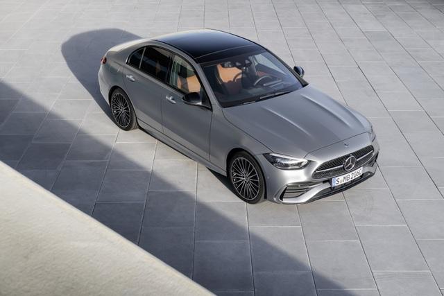 Mercedes-Benz C-Class 2022 chính thức ra mắt, vẫn là S-Class thu nhỏ - 8