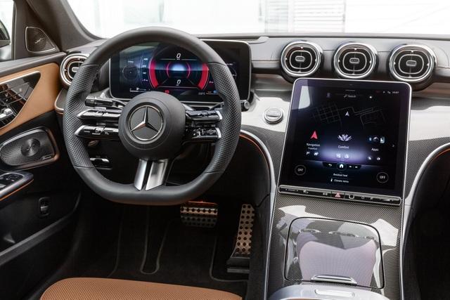 Mercedes-Benz C-Class 2022 chính thức ra mắt, vẫn là S-Class thu nhỏ - 14