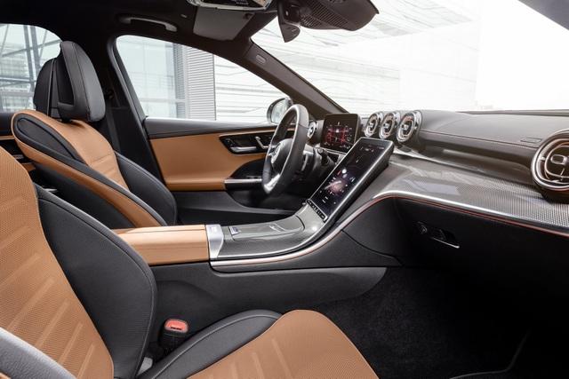 Mercedes-Benz C-Class 2022 chính thức ra mắt, vẫn là S-Class thu nhỏ - 13