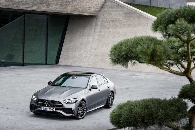 Mercedes-Benz C-Class 2022 chính thức ra mắt, vẫn là S-Class thu nhỏ - 23