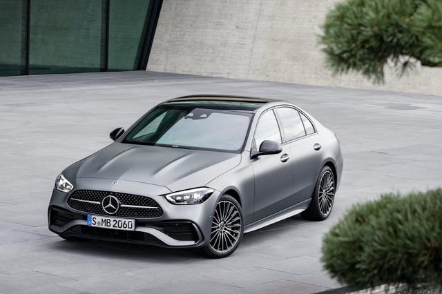 Mercedes-Benz C-Class 2022 chính thức ra mắt, vẫn là S-Class thu nhỏ - 1