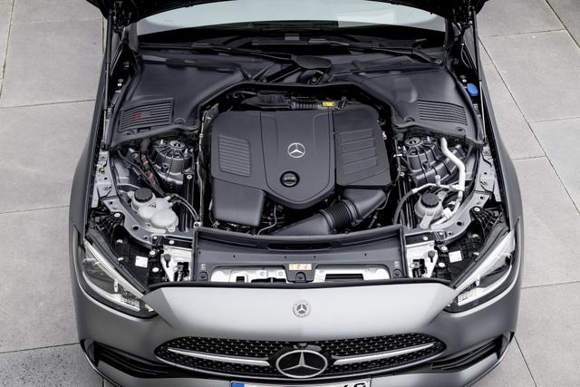 Mercedes-Benz C-Class 2022 chính thức ra mắt, vẫn là S-Class thu nhỏ - 3