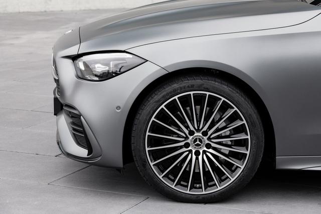Mercedes-Benz C-Class 2022 chính thức ra mắt, vẫn là S-Class thu nhỏ - 18