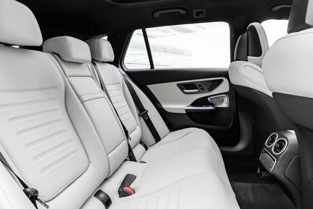 Mercedes-Benz C-Class 2022 chính thức ra mắt, vẫn là S-Class thu nhỏ - 37