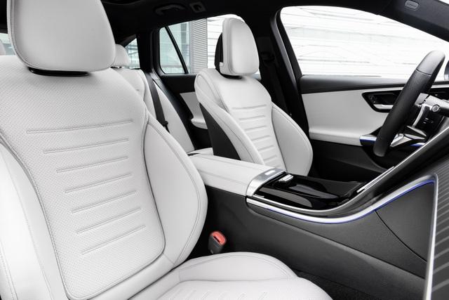 Mercedes-Benz C-Class 2022 chính thức ra mắt, vẫn là S-Class thu nhỏ - 36