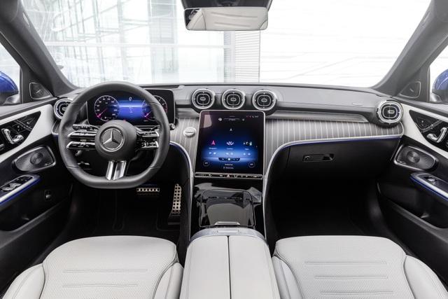 Mercedes-Benz C-Class 2022 chính thức ra mắt, vẫn là S-Class thu nhỏ - 31