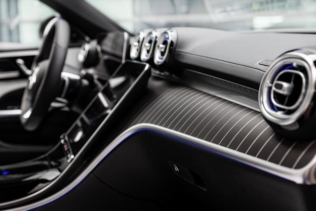 Mercedes-Benz C-Class 2022 chính thức ra mắt, vẫn là S-Class thu nhỏ - 33