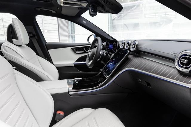 Mercedes-Benz C-Class 2022 chính thức ra mắt, vẫn là S-Class thu nhỏ - 32