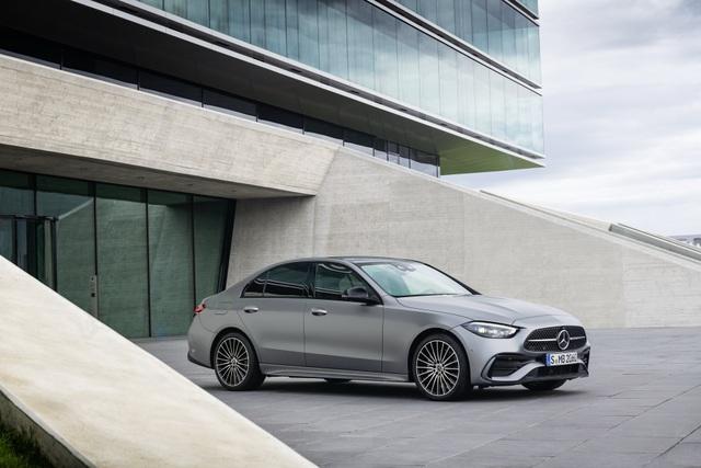 Mercedes-Benz C-Class 2022 chính thức ra mắt, vẫn là S-Class thu nhỏ - 25