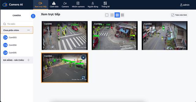 Trí tuệ nhân tạo của Viettel tham gia giám sát, quản lý đô thị thông minh - 2