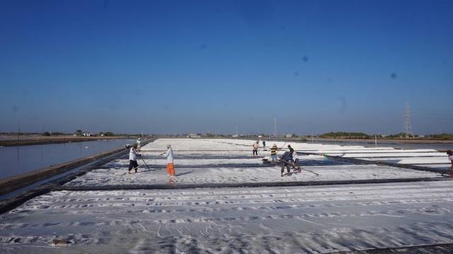 Cận cảnh nghề gieo nước biển đầu năm ở phương Nam - 4